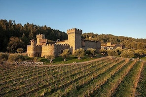Private Customized Wine Tour of Napa or Sonoma Valley from San Francisco Ba...