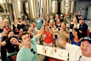 A Walking Tour of downtown Kalamazoo breweries