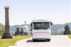 2-Hour Gettysburg Battlefield Guided History Bus Tour with a National Park ...
