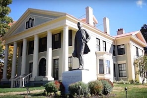 Theodore Roosevelt Inaugural National Historic Site Admission and Guided To...