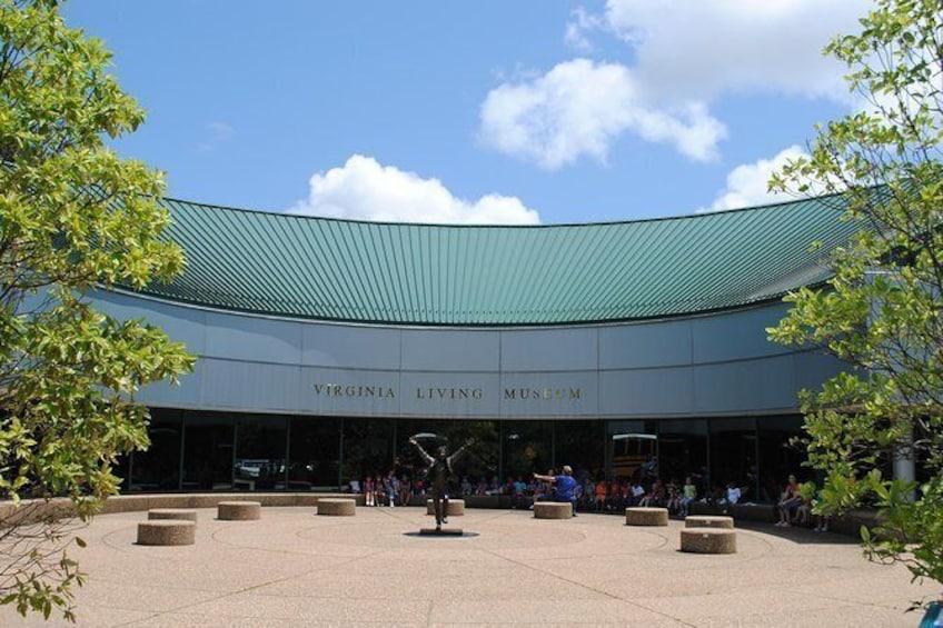 Skip the Line: Virginia Living Museum Admission Ticket