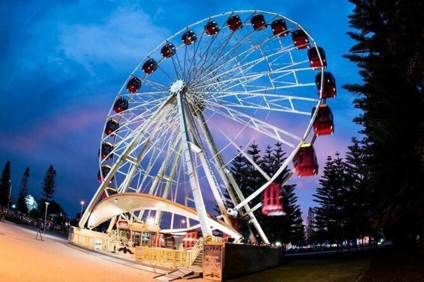Show item 3 of 5. Fremantle Ferris Wheel