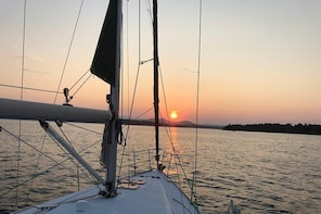 Two Hour Sunset Sailing Tour for up to Four Adults