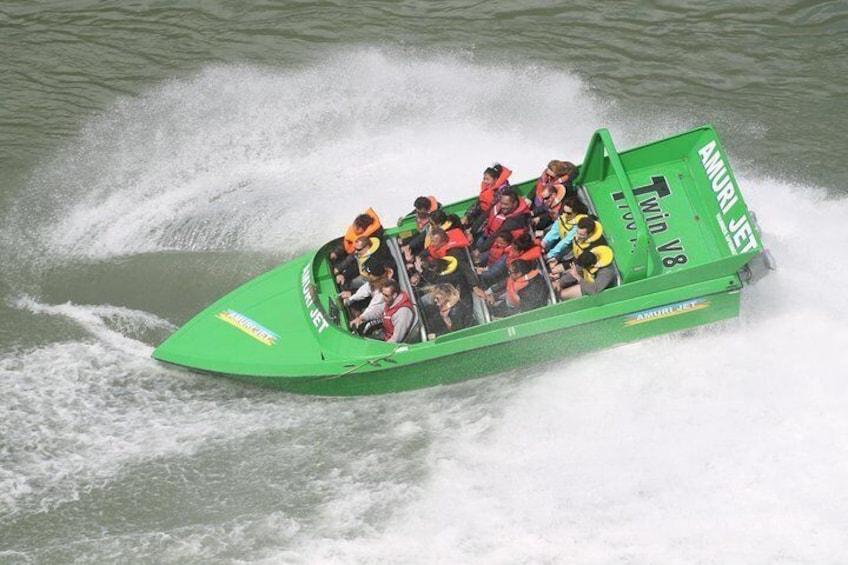 Show item 3 of 7. Amuri Adventure Jet Boating in Hanmer Springs