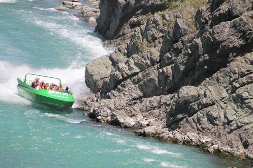 Show item 5 of 7. Amuri Adventure Jet Boating in Hanmer Springs