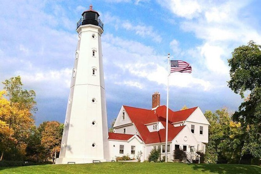 Skip the Line: North Point Lighthouse Admission Ticket