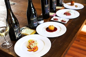 Classic Wine and Food Pairing Experience at Williamson Wines in Healdsburg