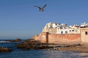 Discover the beautiful city of Essaouira on a day trip from MARRAKECH