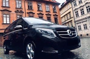 Your Private Transfer from Regensburg to Prague for 1- 8 people