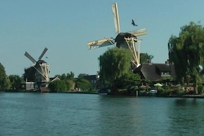 Amsterdam Landscape Windmill Private Bike Tour