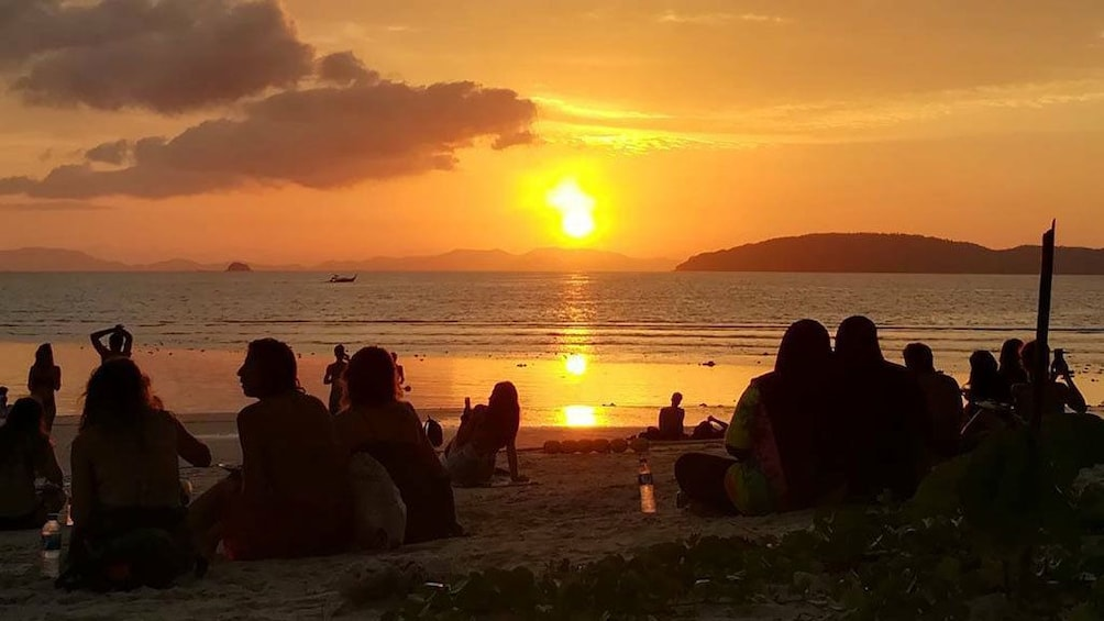 Show item 10 of 10. Snorkeling and Sunset Krabi 7 Islands Tour by Longtail Boat