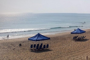 Beach Cabana Set Up and Take Down Sevice in the Outer Banks