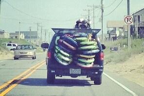 Outer Banks Surf Board Rental