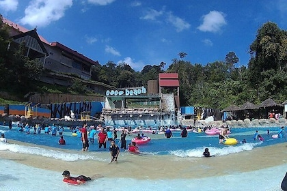 Bukit Gambang Water Park Admission Ticket