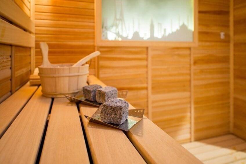 VIP Turkish Bath in Bodrum
