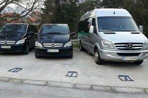 Transfer from Kotor to Dubrovnik city