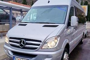Transfer from Budva(Montenegro) to Dubrovnik (Croatia ) for individual tran...