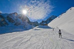 Skiing Day at Shymbulak Ski Resort, Inclusive of Day Ski-Pass & Hotel Picku...