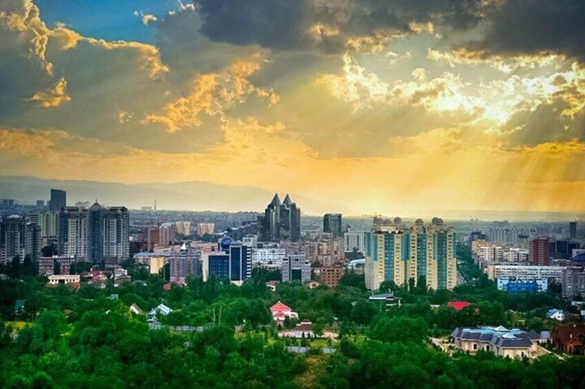 Almaty City Trip