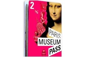 Paris Museum Pass 2 Days