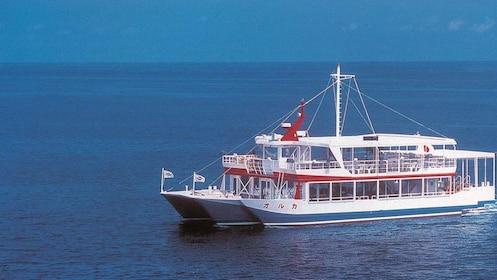 Okinawa Glass Bottom Boat Tour