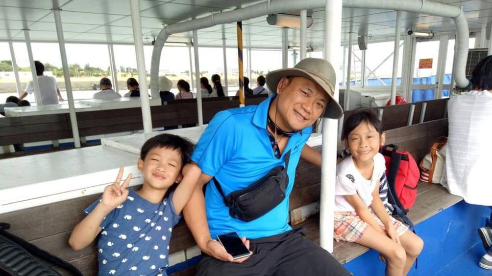 Show item 5 of 7. Okinawa Glass Bottom Boat Tour