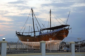 Sunset Dhow Cruise from Muscat