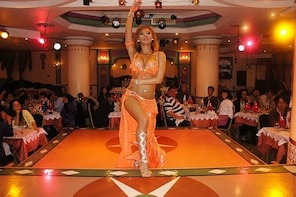 Sultana's Belly Dancing, Shows and Dinner in Istanbul