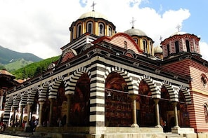 UNESCO National Treasures Rila monastery & Boyana church + free pick up