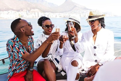 Cape Town Sunset Champagne Cruise magic