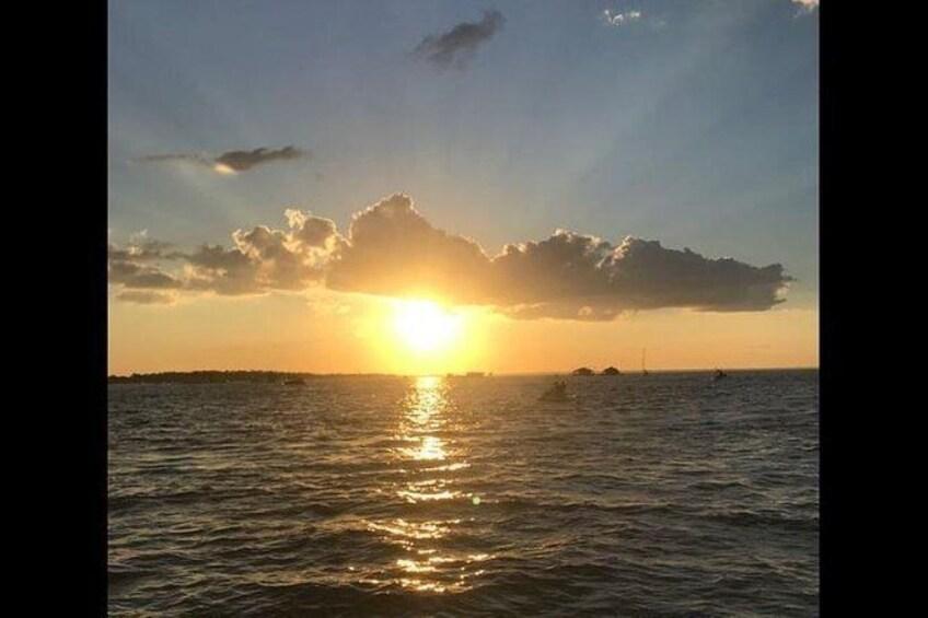 Show item 3 of 7. Tiki Sunset Cruise