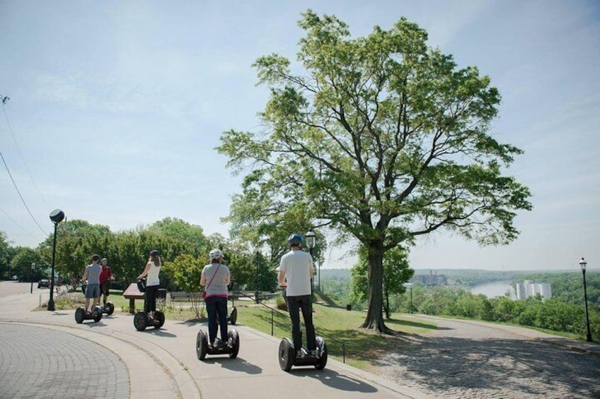 Explore more on the Church Hill Segway Tour!