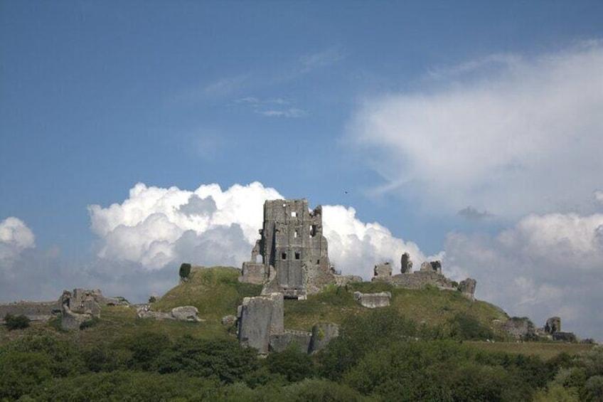 Show item 9 of 9. Corfe Castle