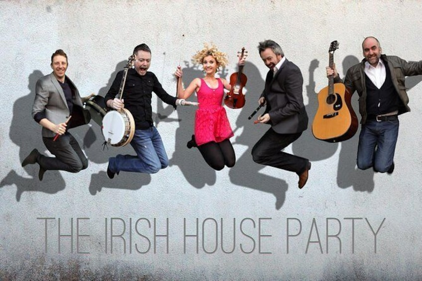 The Irish House Party Dinner and Show Dublin
