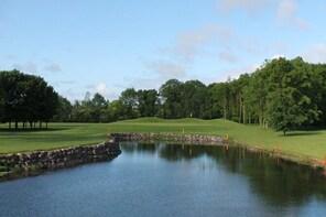 18 Holes at Castle Barna Golf Club Including Club Hire