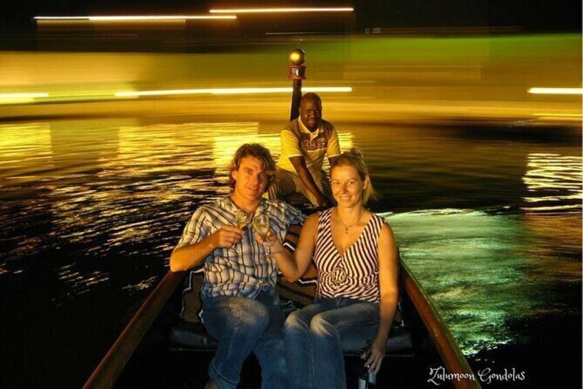 Show item 5 of 8. Magical Gondola Night Rides in Durban