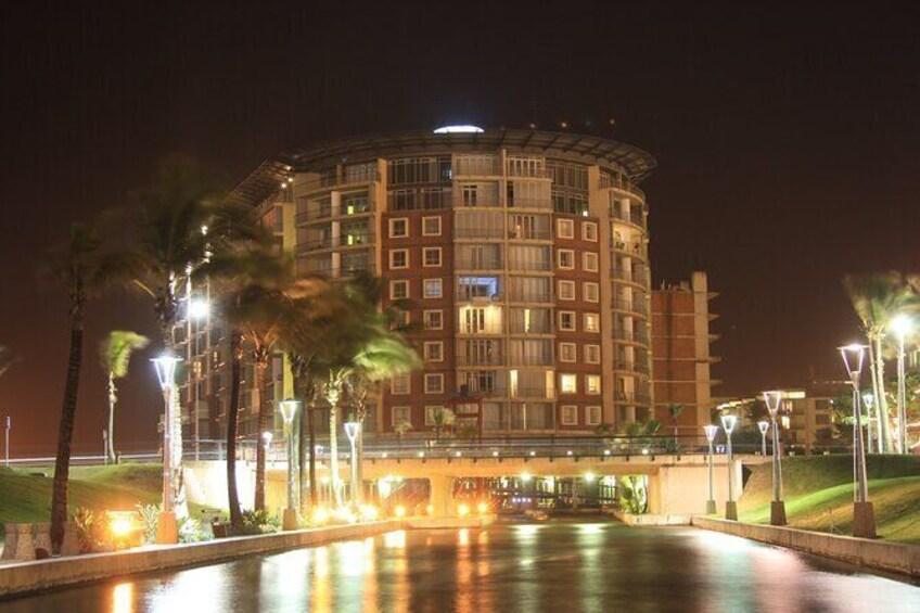 Show item 2 of 8. Magical Gondola Night Rides in Durban