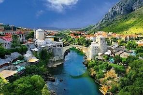 Mostar private day tour from Makarska