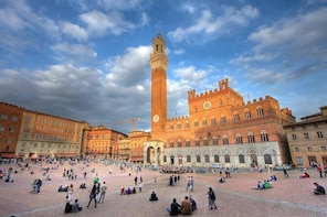 Siena and Orvieto, full day tour from Rome
