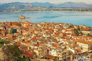 Corinth-Nemea wine tasting-Nafplion Tour (8 hrs)