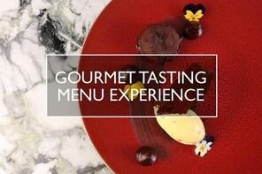 Gourmet Tasting Menu Experience