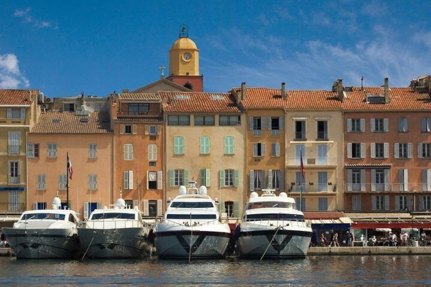 Ferry from Nice to St Tropez