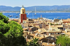 St Tropez Return Ferry Ride Transport Service from Nice