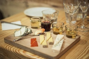 French Cheese and Wine Introduction Tasting