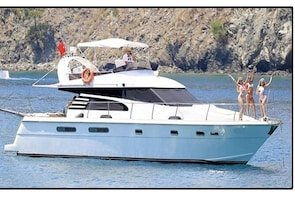 Luxury Yacht Charters From Kemer
