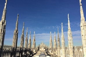 Skip the Line: Milan Cathedral Rooftop Ticket
