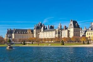 Chateau de Fontainebleau Skip-the-Line Ticket