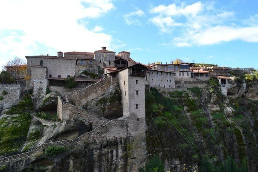 Show item 3 of 3. Full-day private tour to Meteora Monasteries