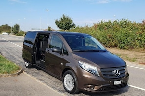 Private transfer from Geneva Airport to Evian-les-Bains