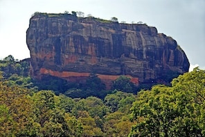 Sigiriya Day Tour from Kandy with all included